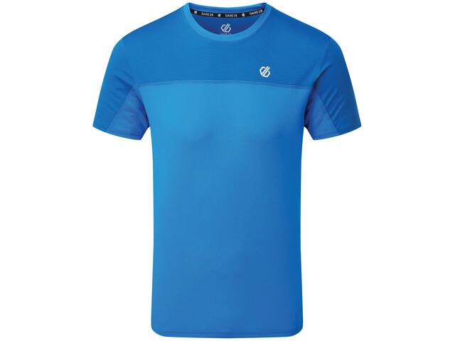 Dare 2b Notable Camiseta Hombre, olympian blue/athletic blue